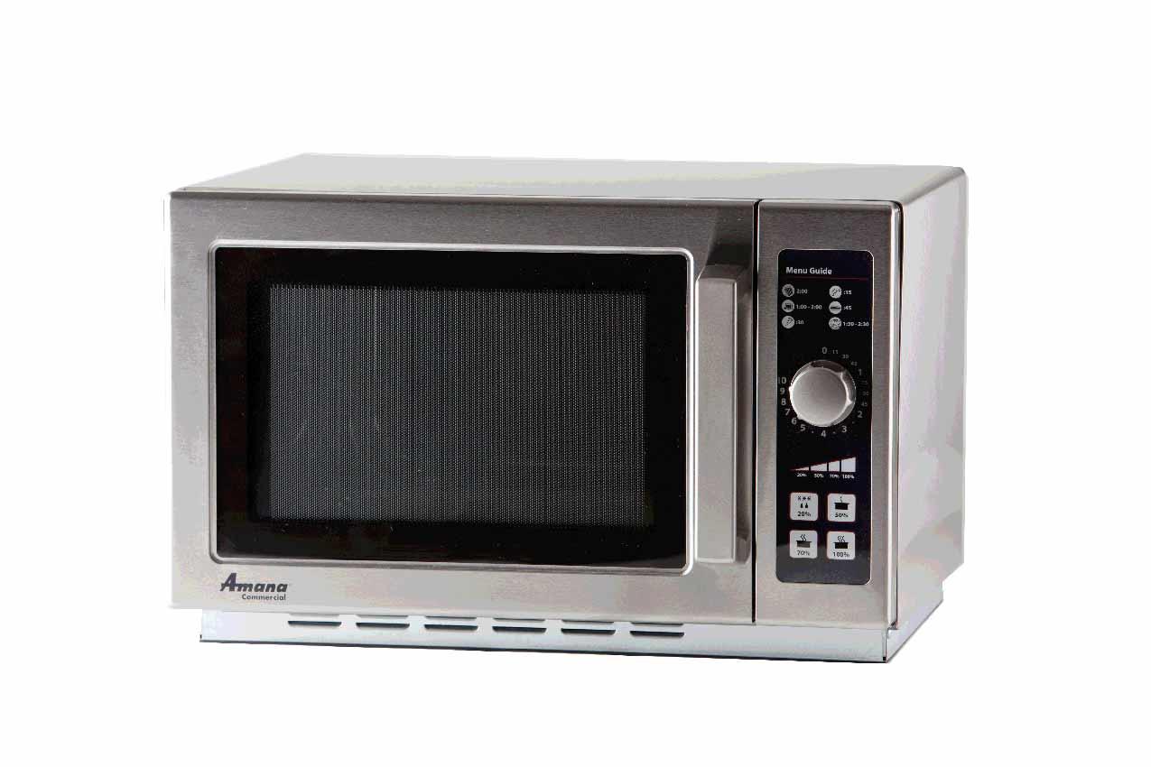 Horno de microondas amana rcs10dse loza cristaleria for Utensilios de cocina para microondas