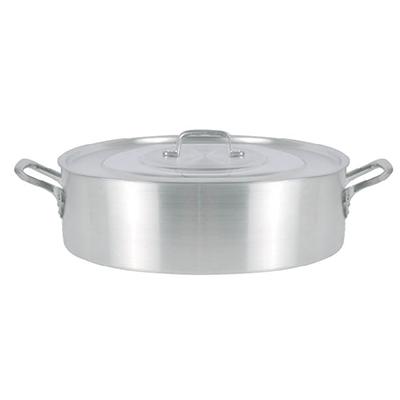 Budinera 45 cms medidas 45 x 16 cap 25lts aluminio 3 mm for Ollas para cocina industrial