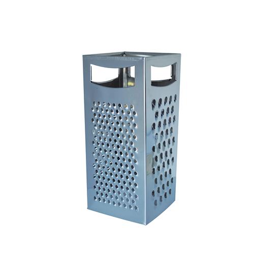 Rallador cuadrado 9 x 4 x 4 loza cristaleria cubiertos for Rallador de cocina