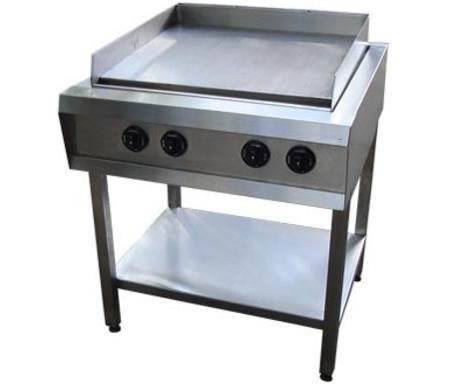 Plancha con base en acero inoxidable modelo 90 x - Plancha de acero inoxidable para cocina ...