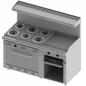 Estufa-con-Plancha-Horno-y-Gratinador-H6-GA-E-para-cocina-industrial.png